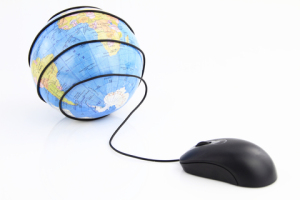 © Viperagp | Dreamstime.com - Computer Mouse And Globe Photo